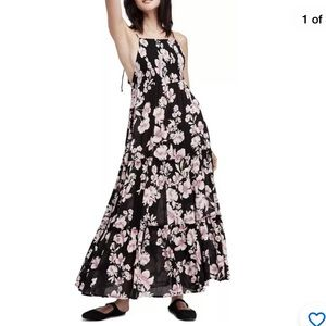 New Free People Garden Party Maxi dress size XS
